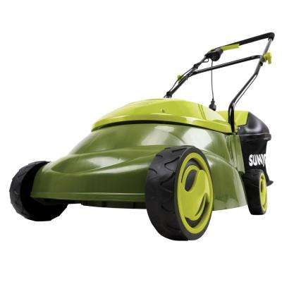 12 Amp Corded Electric Walk Behind Push Lawn Mower Mj401e The Home Depot