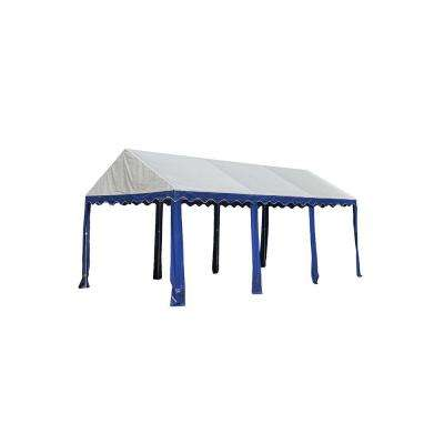 10 ft. x 20 ft. Blue/White Party Tent