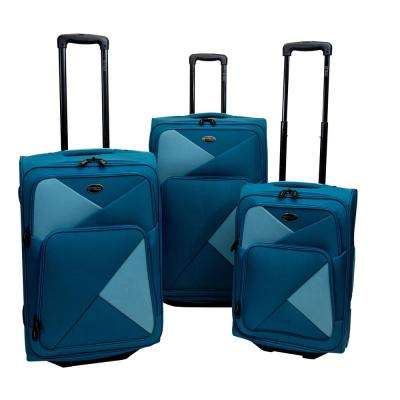 Fragmento 3-Piece Celestial Luggage Set