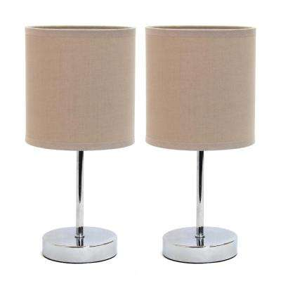 Gray Table Lamps Adorable Gray Table Lamps Lamps The Home Depot