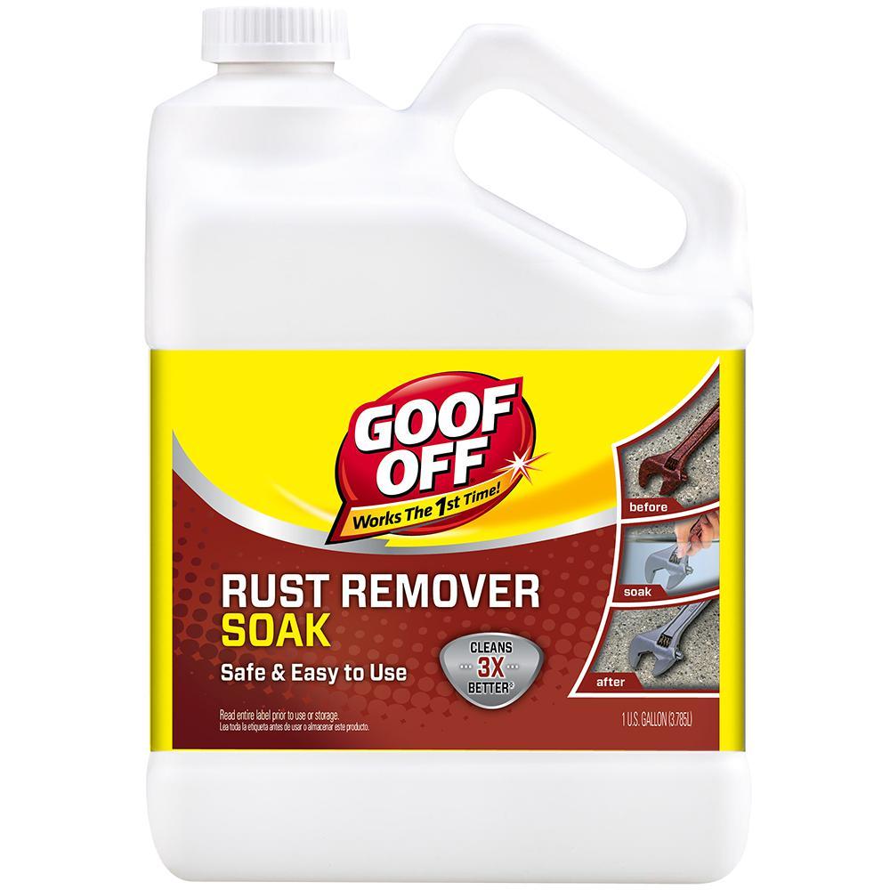 Goof Off 1 gal. Rust Remover Soak