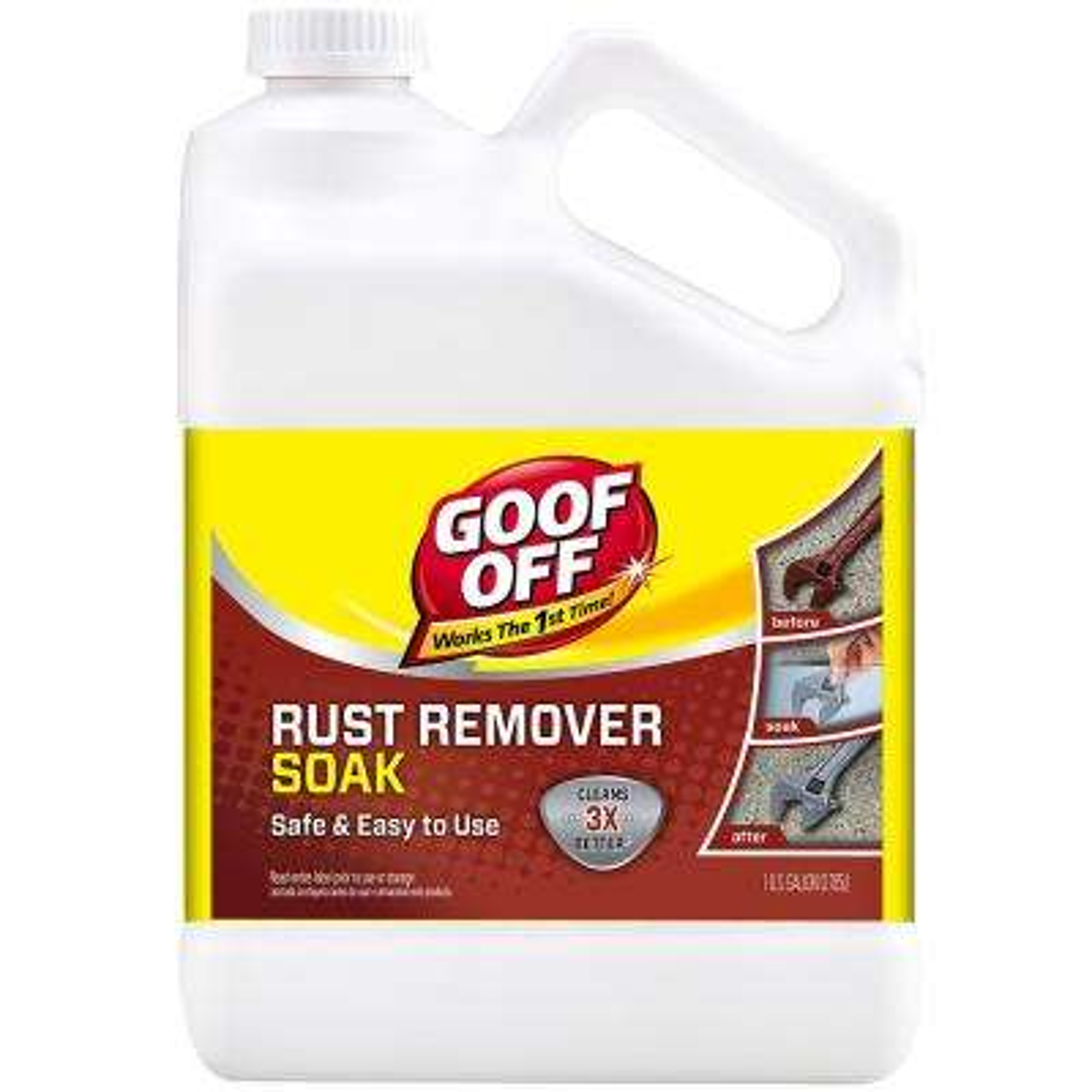 1 Gal. Rust Remover Soak