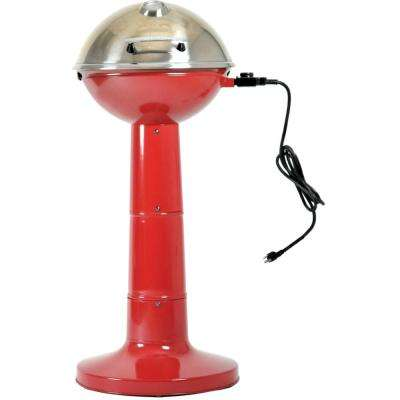Veranda Electric Grill in Red