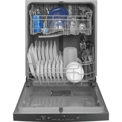 Top Control Tall Tub Dishwasher in Stainless Steel with Steam Cleaning, ENERGY STAR, 54 dBA