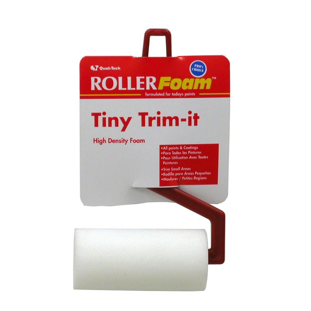 3 in. Ultra-Dense Foam Trim Roller