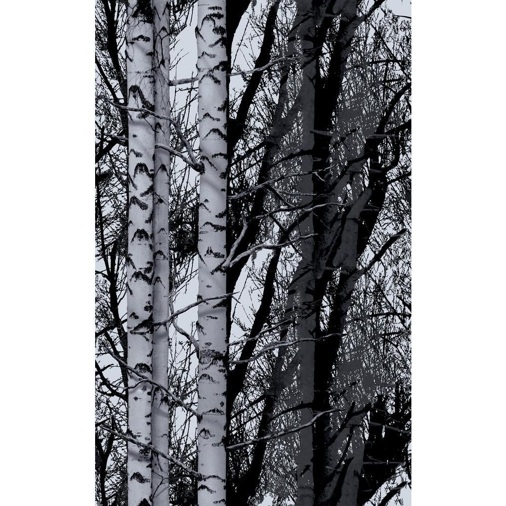 17.7 in. x 59 in. Birch Forest Premium Window Film