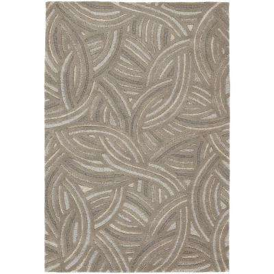 Penelope Taupe/Beige 8 ft. x 11 ft. Indoor Area Rug