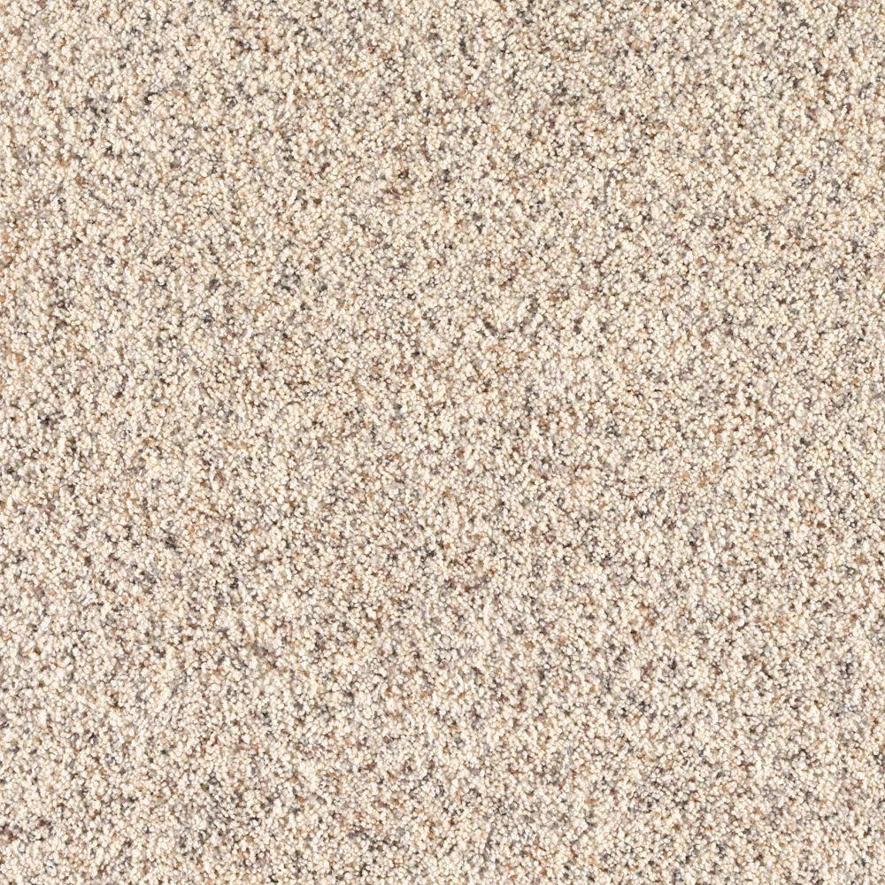 SoftSpring Lush II - Color Tundra 12 ft. Carpet