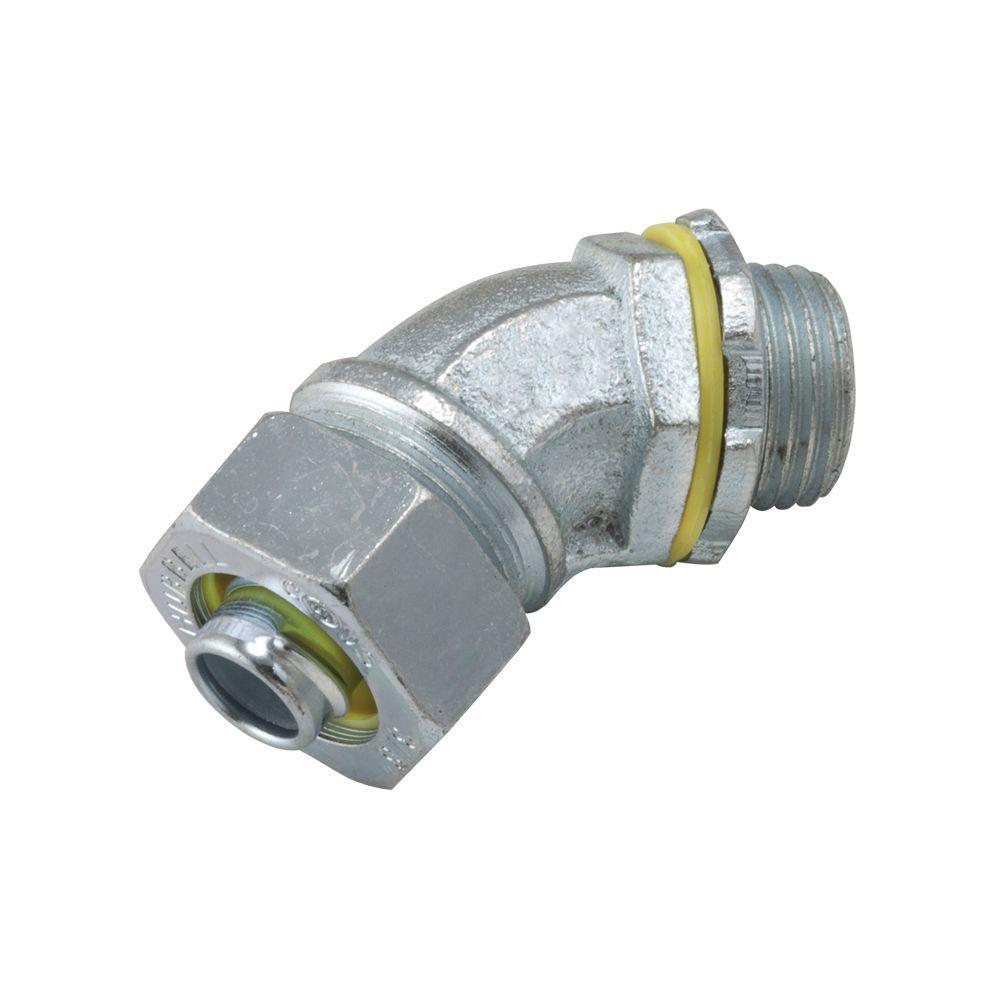 1 Inch Emt Floor Connector
