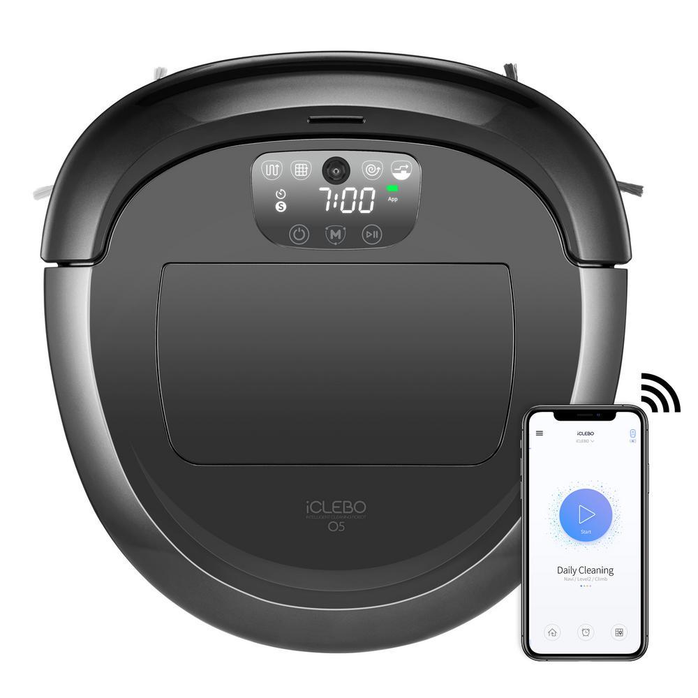 iClebo O5 Robot Vacuum Cleaner