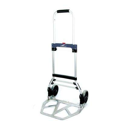 275 lb. Capacity Heavy Roller Personal Hand Truck