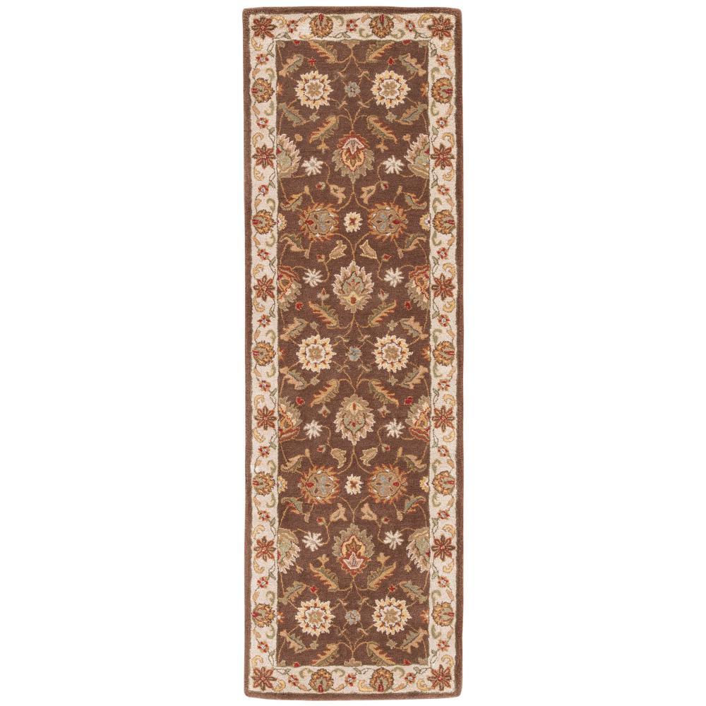 Jaipur Rugs Bracken 3 Ft X 12 Oriental Runner Rug