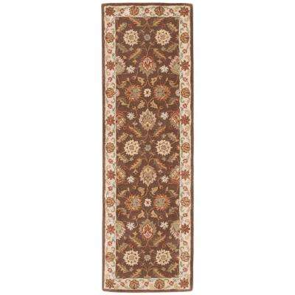 Bracken 3 ft. x 12 ft. Oriental Runner Rug