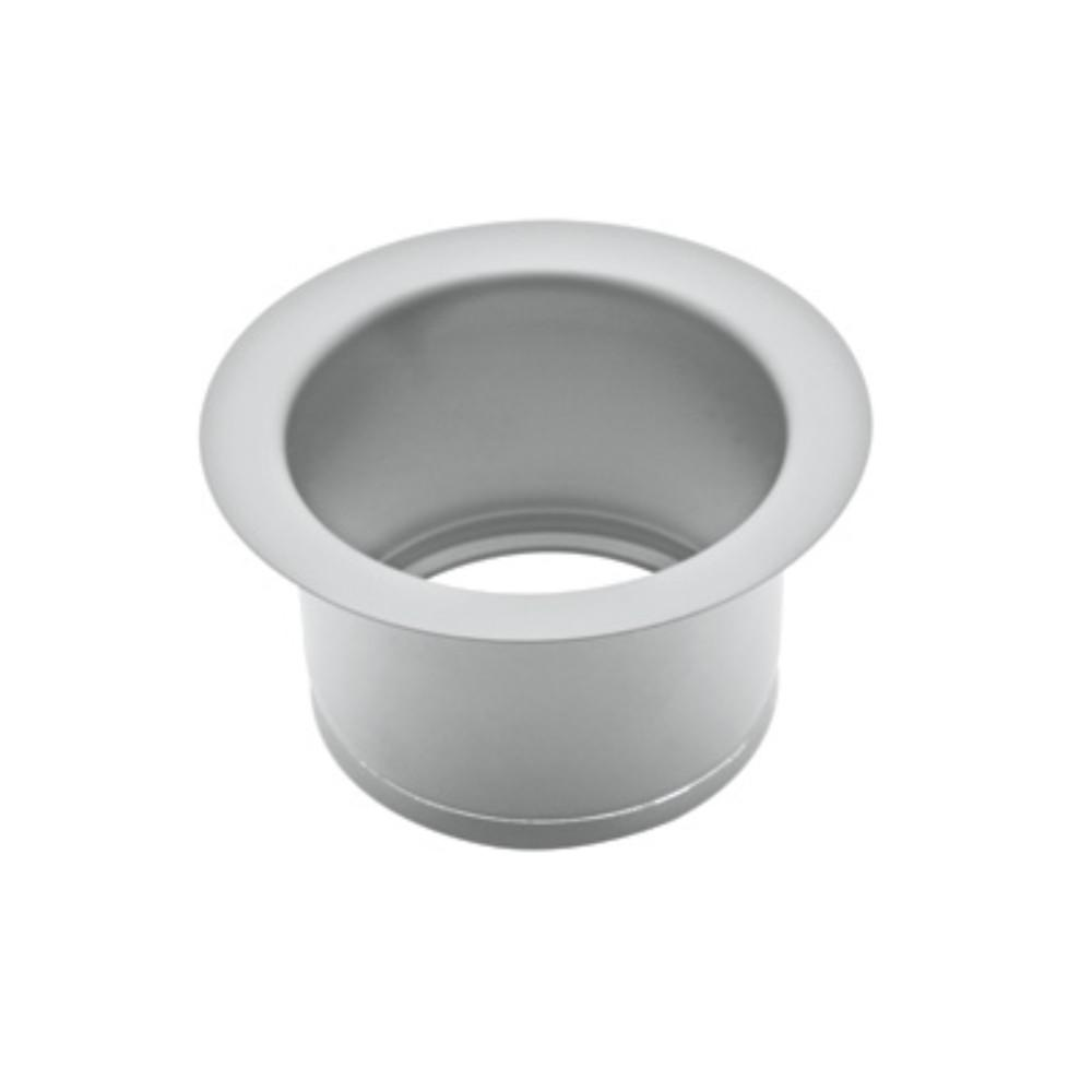 Extended 2-1/2 in. Disposal Flange or Throat for Fireclay Sinks and