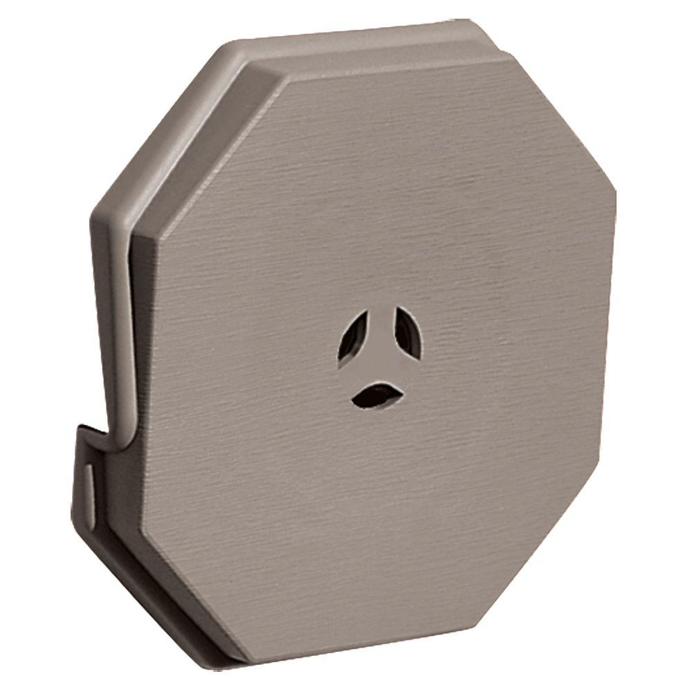 Builders Edge 6 625 In X 6 625 In 008 Clay Surface
