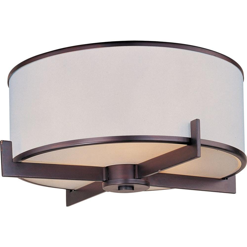 Maxim Lighting Nexus 3-Light Flush Mount