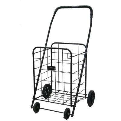 Shopping Cart Mitey-A in Black