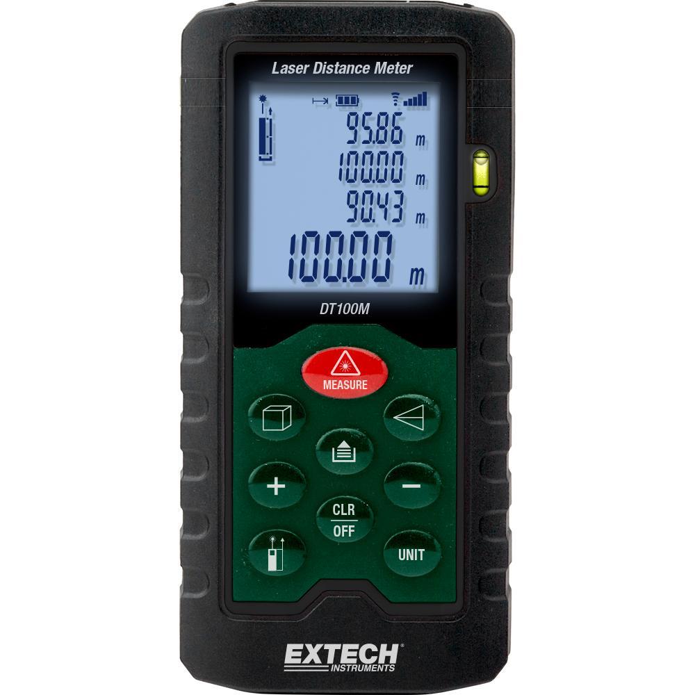 Laser Distance Measurer Measuring Tools The Home Depot Meteran Digital Bosch Glm 50 Professional 100 M Meter
