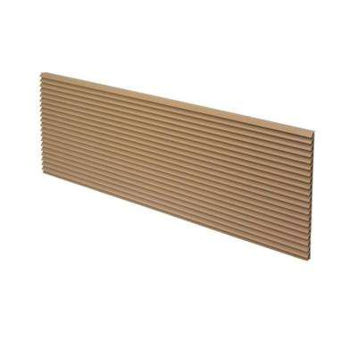 PTAC Aluminum Architectural Rear Grille in Bronze