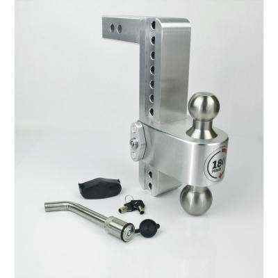 180-Hitch By Weigh Safe With Keyed Alike Receiver Pin