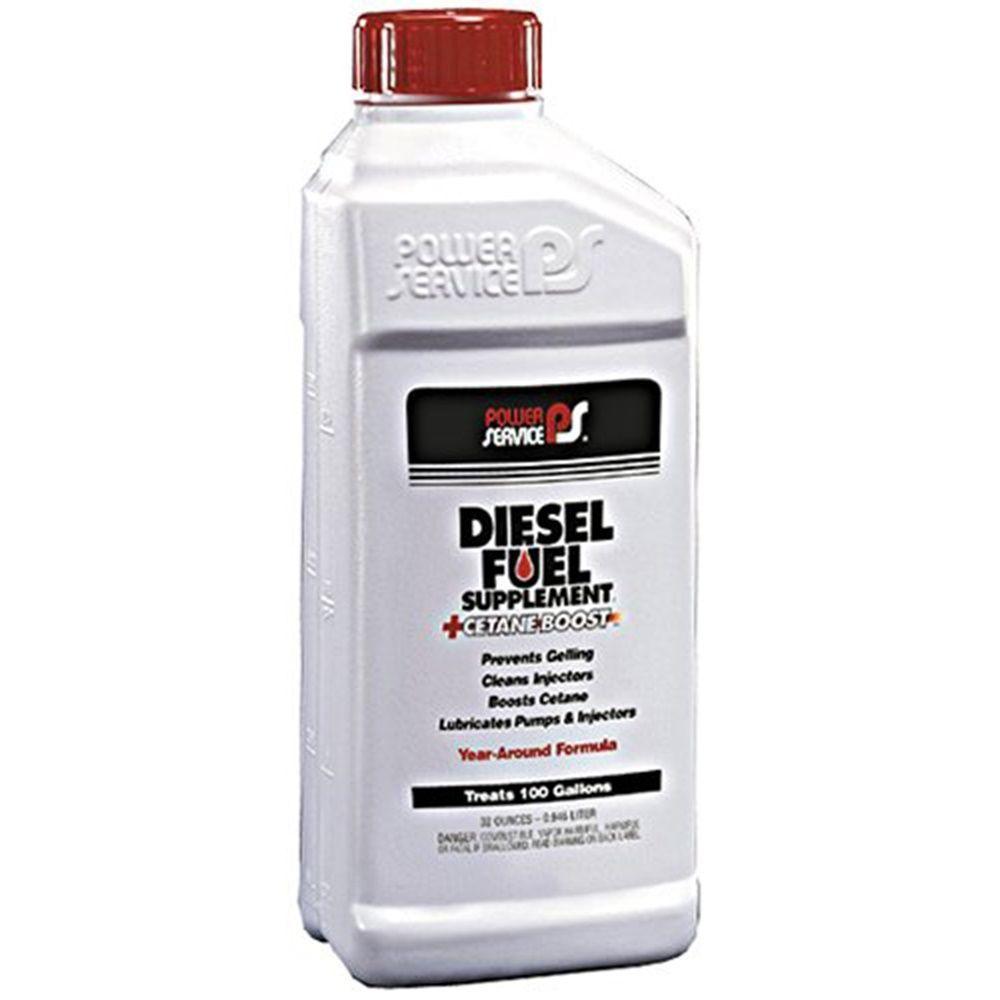 32 oz. Diesel Fuel Supplement