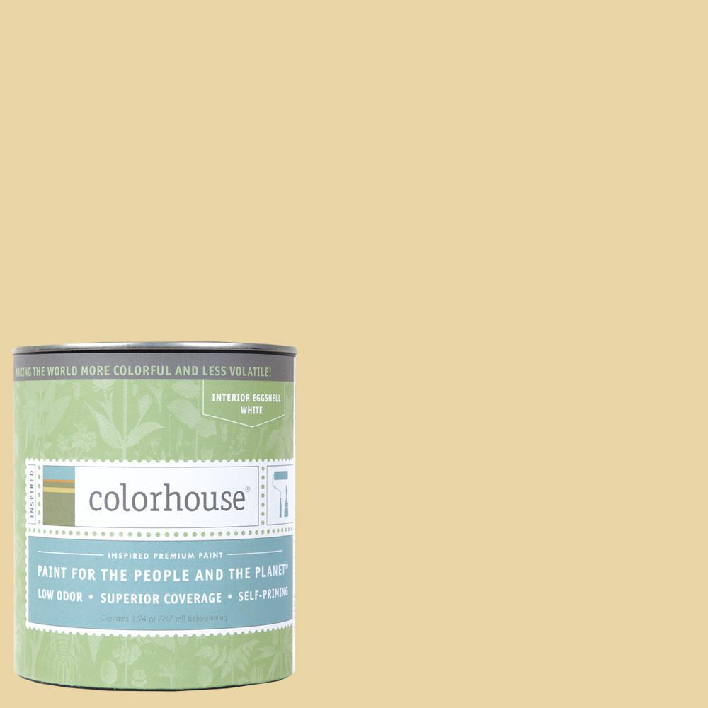 1 qt. Stone .01 Eggshell Interior Paint