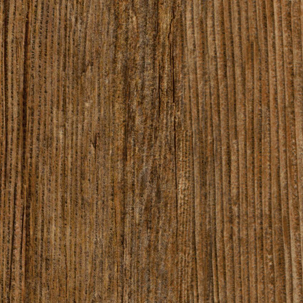 TrafficMASTER Take Home Sample - Catskill Pine Resilient Vinyl Plank Flooring - 4 in. x 4 in.