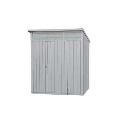 6 ft. x 5 ft. Palladium Premier Metal Shed