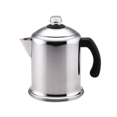 8-Cup Stainless Steel Percolator