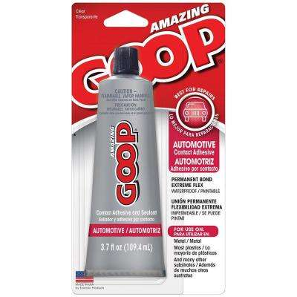 3.7 oz. Automotive Adhesive (6-Pack)