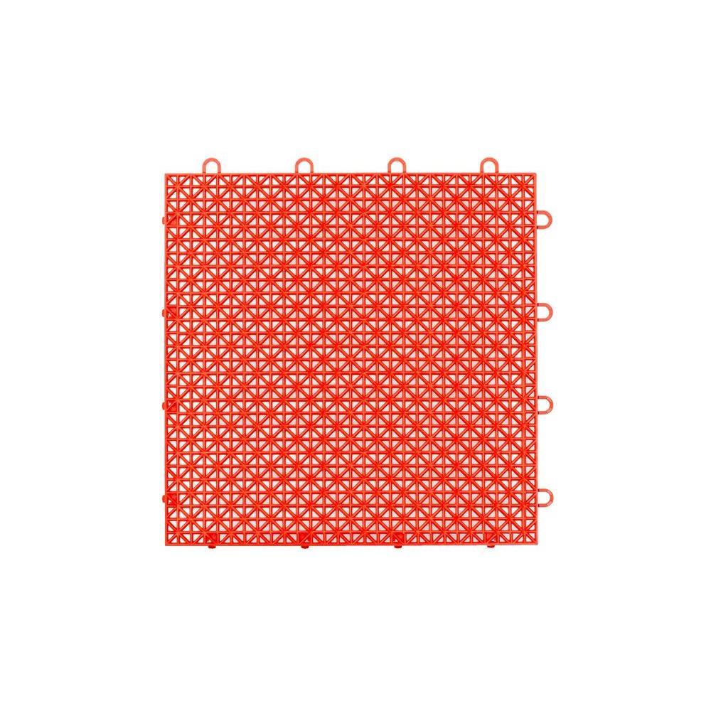 Master mark armadillo tile flaming red 12 in x 12 in master mark armadillo tile flaming red 12 in x 12 in polypropylene interlocking multipurpose dailygadgetfo Choice Image