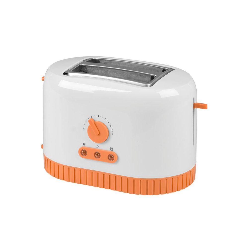 KALORIK Coordinates Collection 2-Slice Toaster in Tangerine-DISCONTINUED