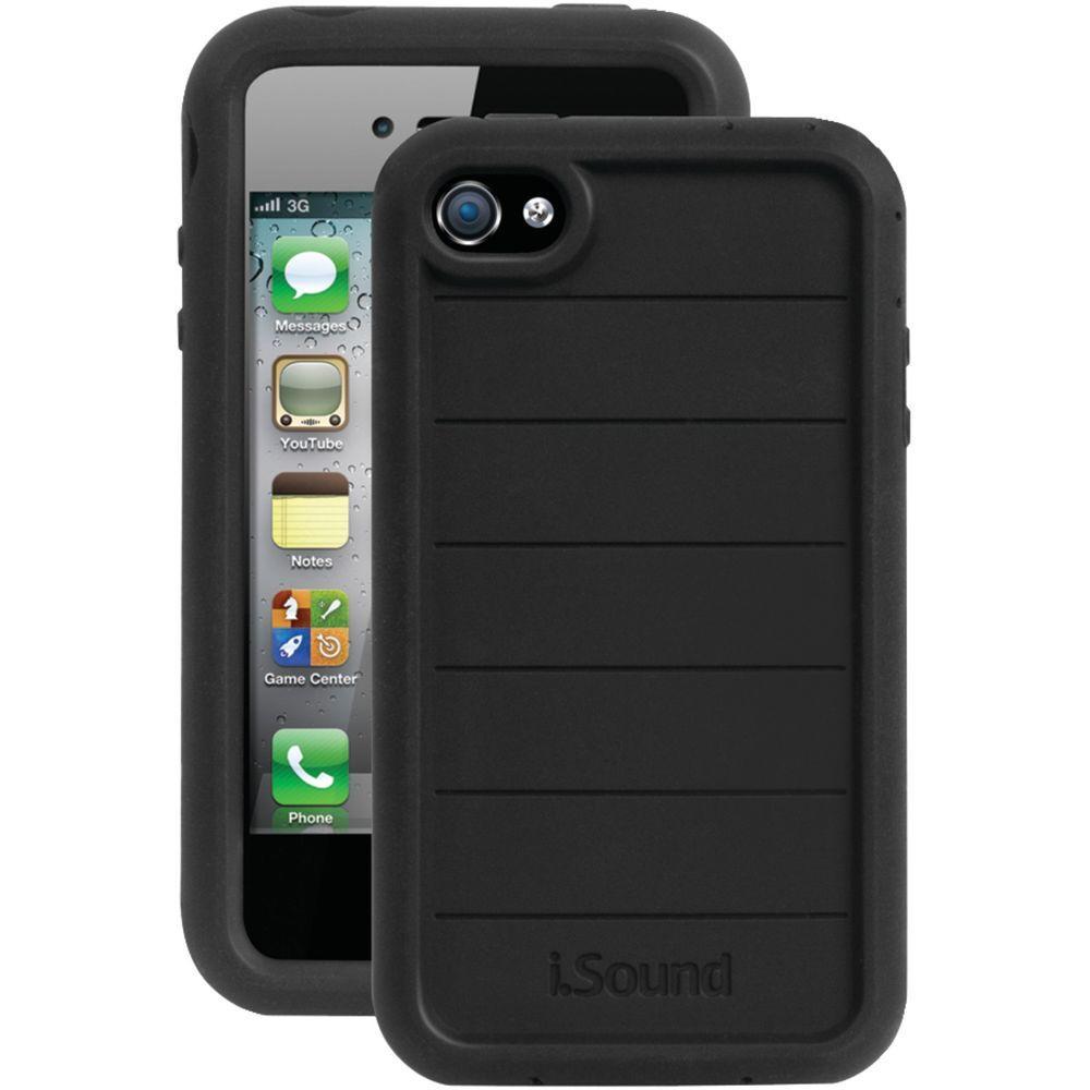 5211 iPhone 4/4S Dura-Guard Case - Black