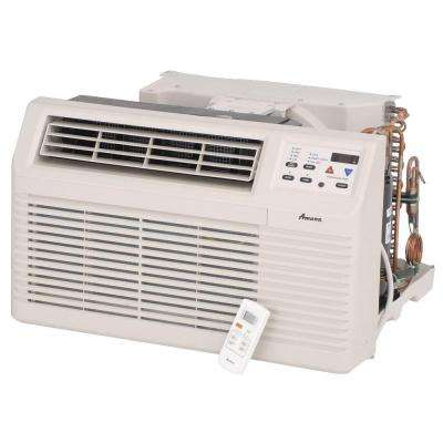 12,000 BTU 230/208-Volt Through-the-Wall Air Conditioner with Remote