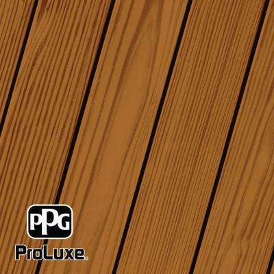 1 gal. Teak SRD Exterior Transparent Matte Wood Finish
