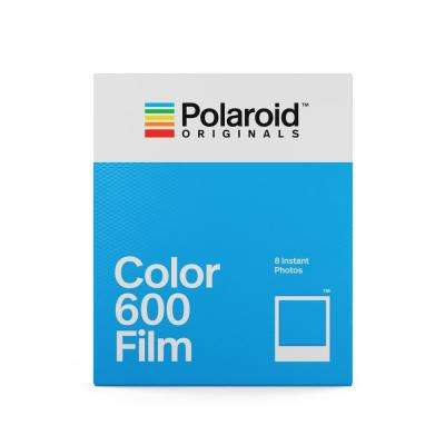4670 Color Film for 600-Type Cameras in White