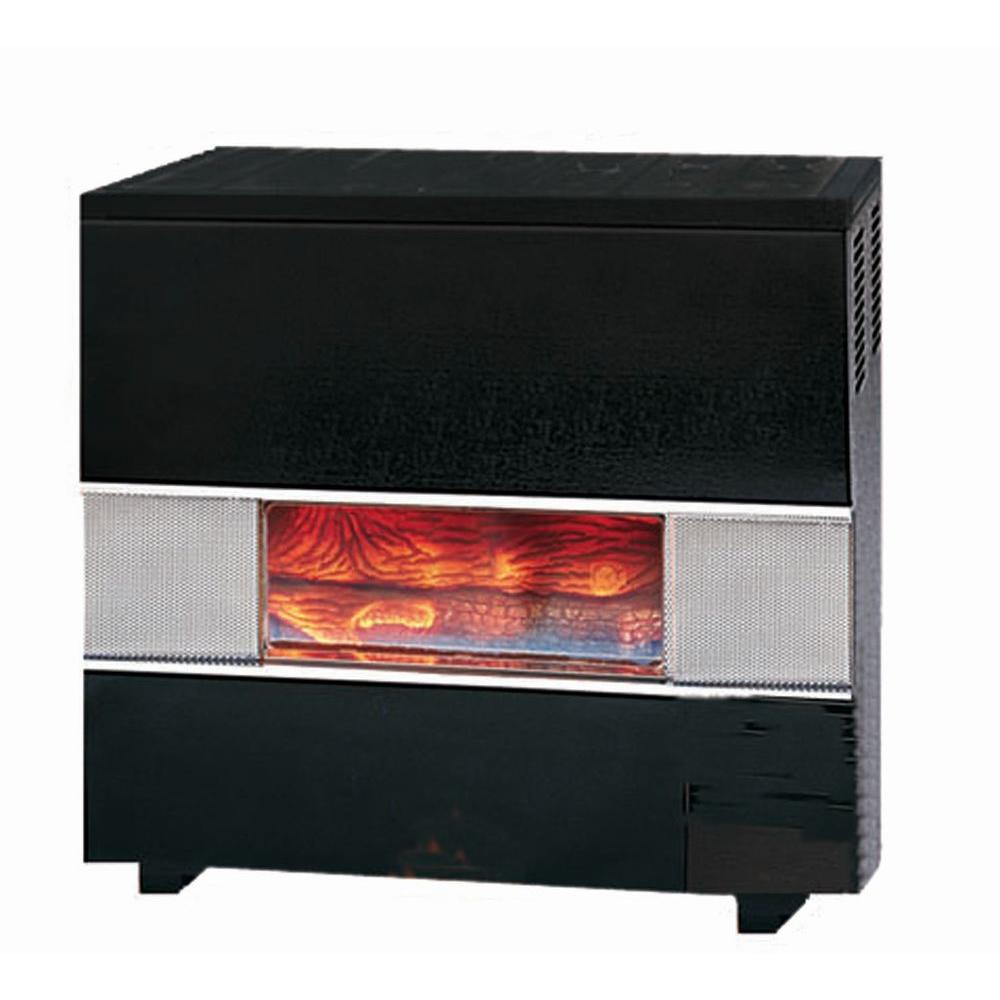 Williams 35,000 BTU Natural Gas Hearth Heater with Wall o...