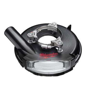 7 in. Universal Surface Grinding Dust Shroud