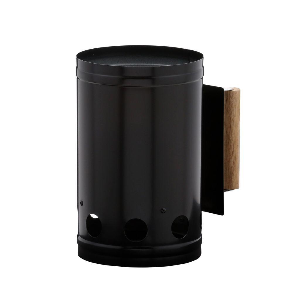 Black Chimney Starter