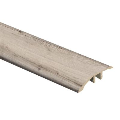 Raven Forest Oak 1/3 in. Thick x 1-13/16 in. Wide x 72 in. Length Vinyl Multi-Purpose Reducer Molding