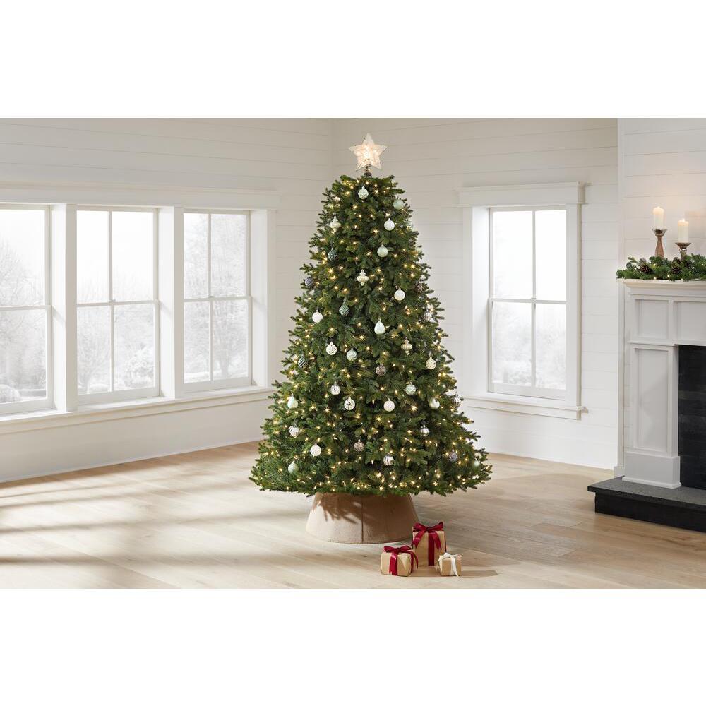 7.5 ft Windsor Frasier Fir LED Pre-Lit Artificial Christmas Tree with 1000 Color Changing Lights