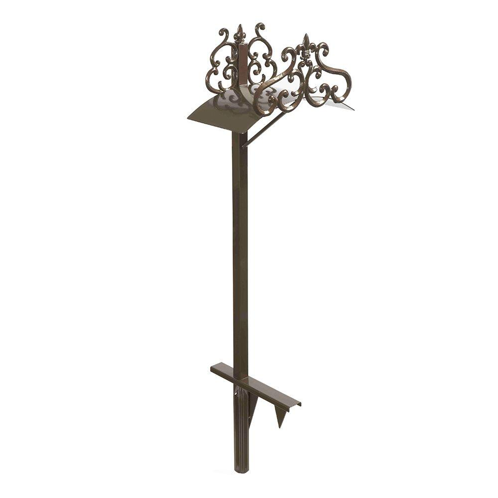 Hampton Bay Decorative Hose Stand