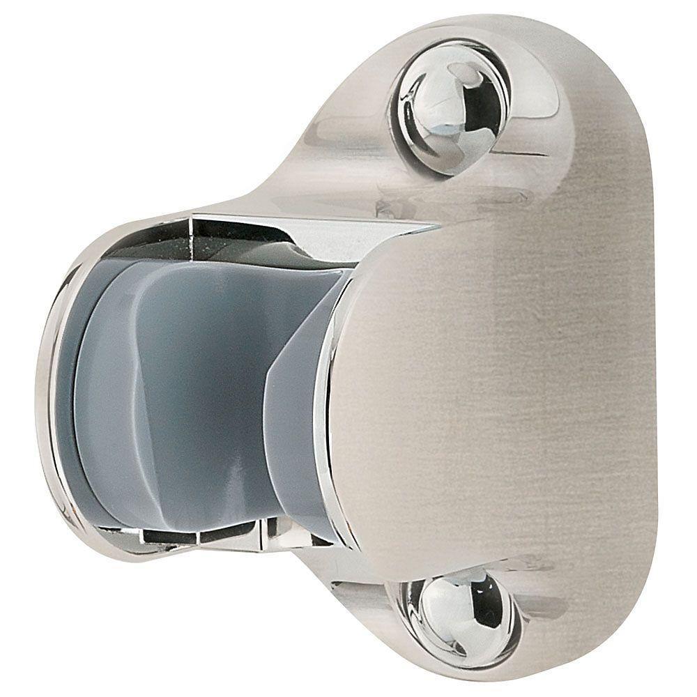 16-Series Adjustable Shower Wall Mount in Brushed Nickel