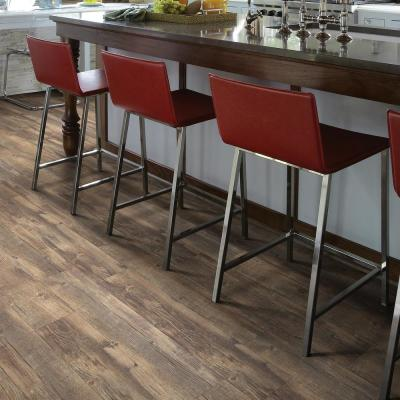 Manchester Click 6 in. x 48 in. Roan Resilient Vinyl Plank Flooring (27.58 sq. ft./case)