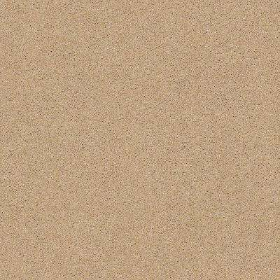 Carpet Sample - Coral Reef II - Color Buttercup Texture 8 in. x 8 in.