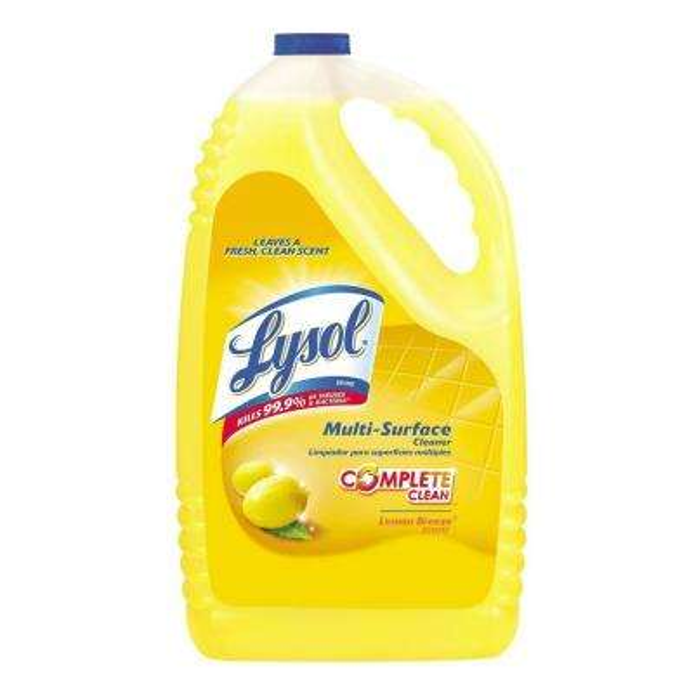 144 oz. All-Purpose Lemon Cleaner Pour (4-Pack)