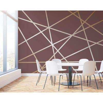 Chocolate Pinnacle Wall Mural