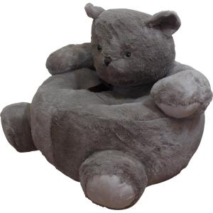 Elegant Internet #301389379. PDC FURNITURE Brown Plush Kids Bear Chair