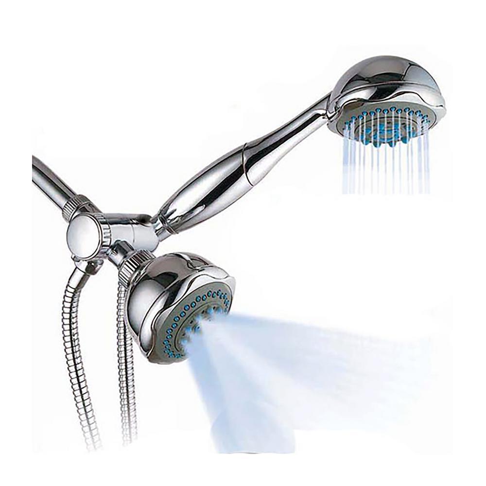 5-Function Spa Shower Head Set