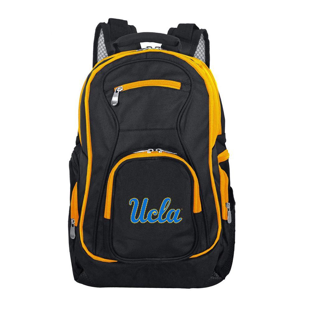 NCAA UCLA Bruins 19 in. Black Trim Color Laptop Backpack